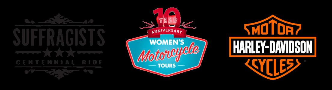 Suffragists Centennial Motorcycle Ride (SCMR2021)